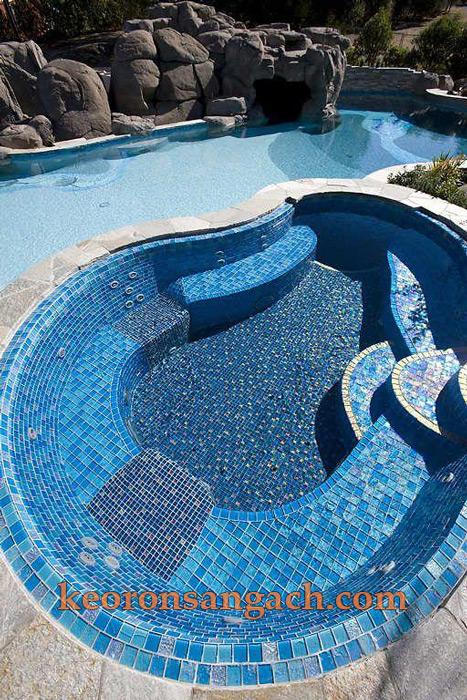 Bảo trì ron hồ bơi