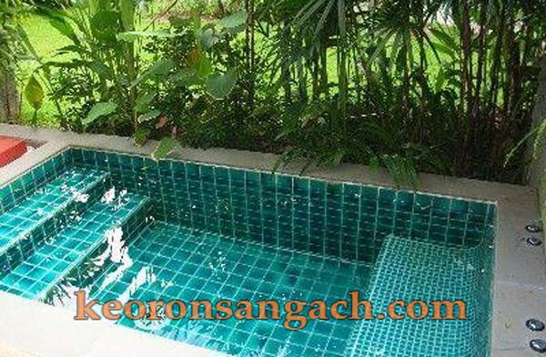 Cách vệ sinh hồ bơi hiệu quả