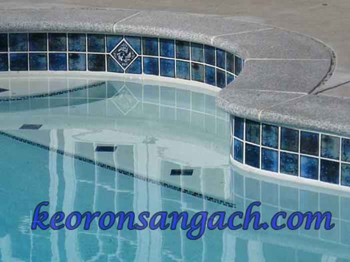 Saveto cho hồ bơi - Giải pháp chống thấm tối ưu nhất