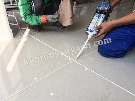 Ron nền nhà - Dịch vụ sửa chữa ron nền nhà