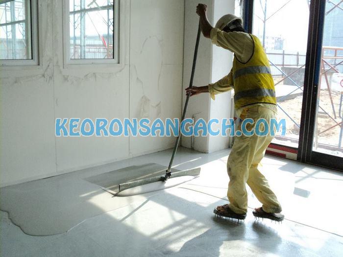 Men phủ bóng đa năng – Sàn nhà luôn sạch, không bám bẩn