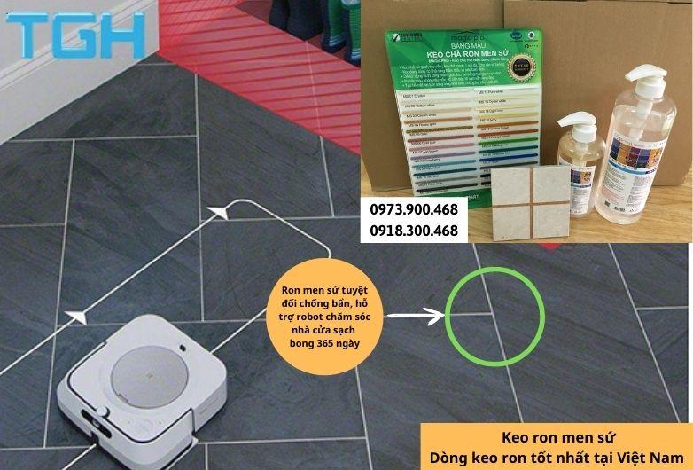 Robot hút bụi sàn nhà