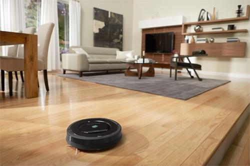 Robot lau sàn nhà