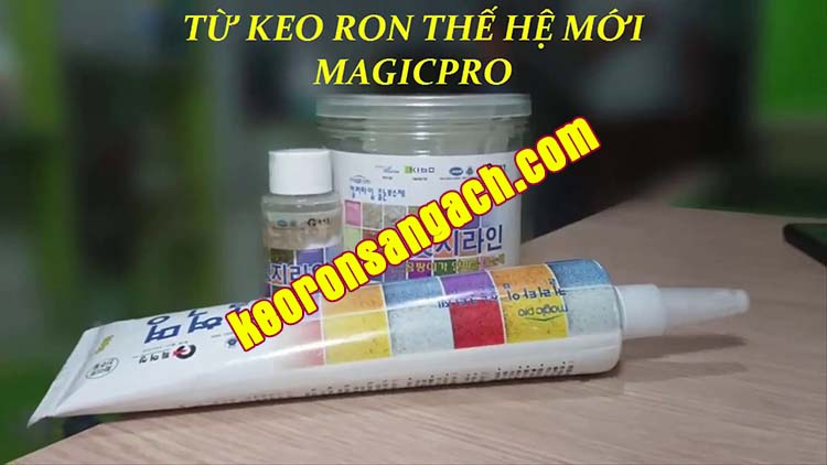 keo ron gạch chống thấm