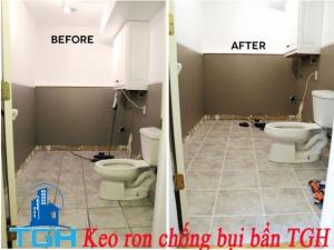 Bí Quyết Giữ Toilet Luôn Sạch